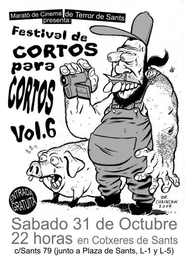 Festival de Cortos para Cortos v6
