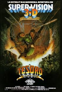 El Tesoro de las Cuatro Coronas (1983)