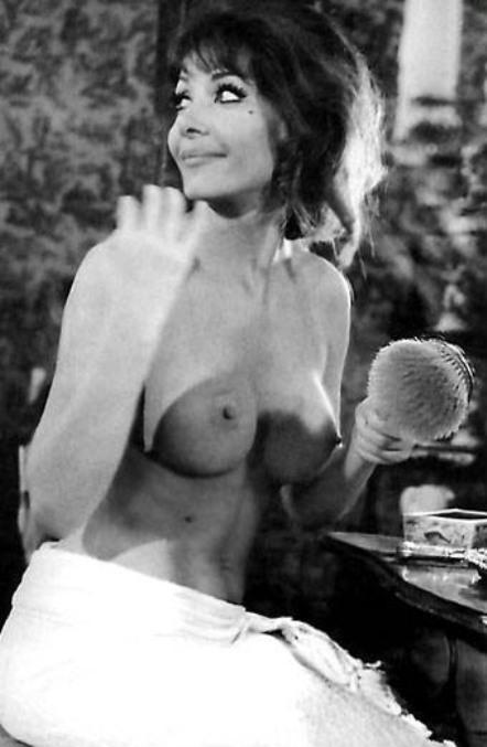 La sensual Ingrid Pitt